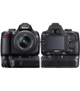 Poignée Nikon D5000 D3000 D60 D40