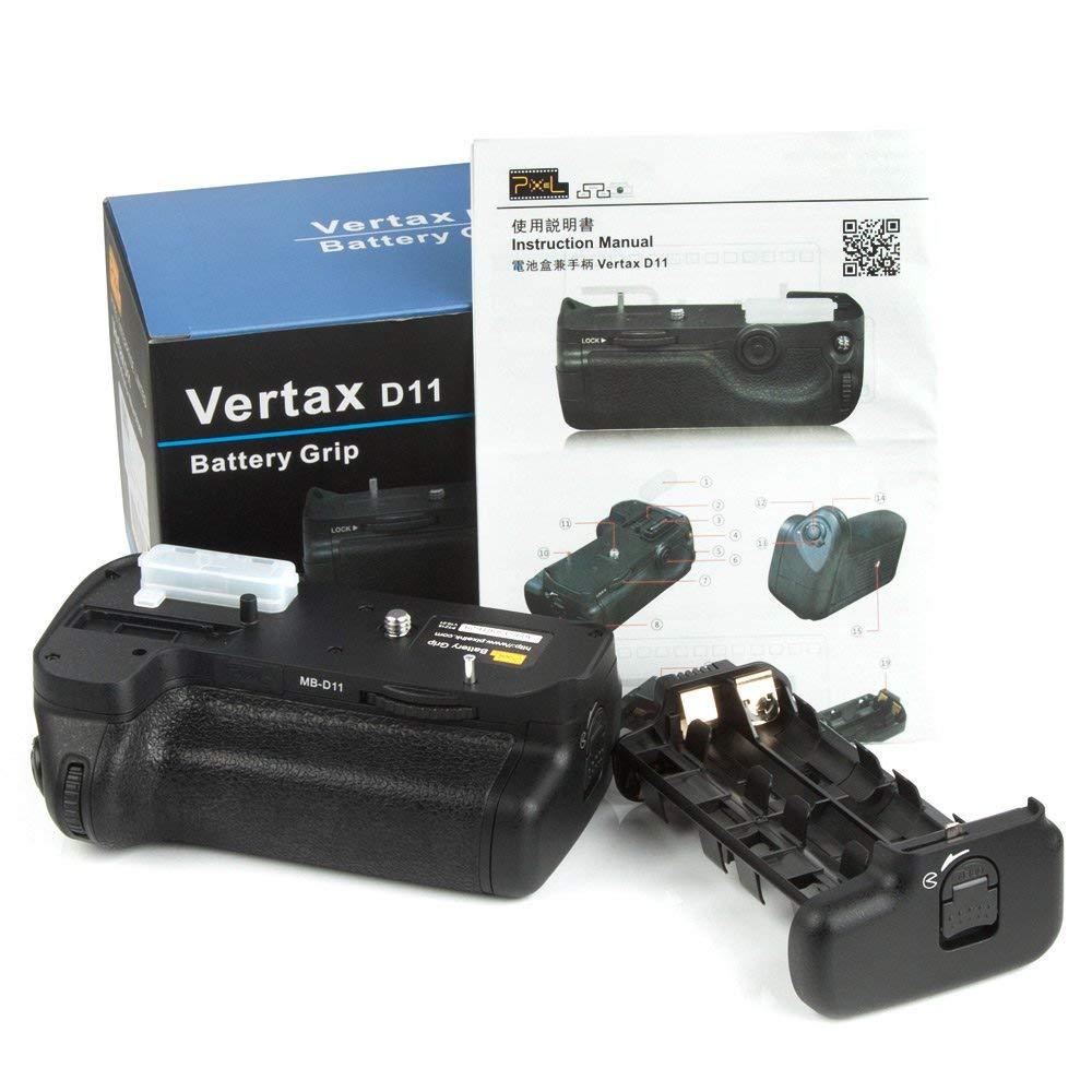 Batteriegriff Ersatz für Nikon MD-D11